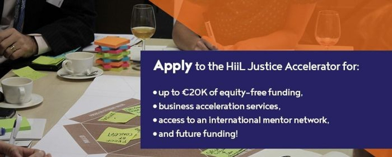 The Hague Institute For Innovation of Law - The Innovating Justice Challenge Movemeback African initiative cover image