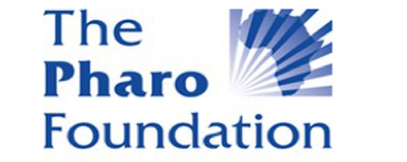 The Pharo Foundation logo - Movemeback African opportunity