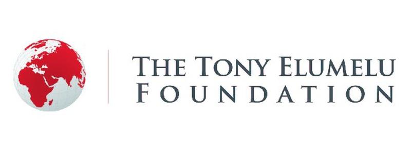 The Tony Elumelu Foundation logo - Movemeback African initiative