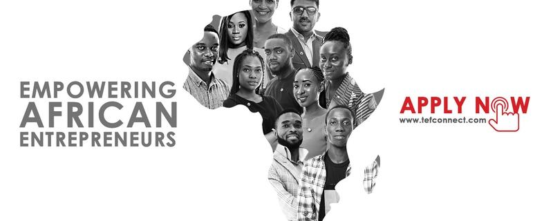 The Tony Elumelu Foundation - TEF Entrepreneurship Program Movemeback African initiative cover image