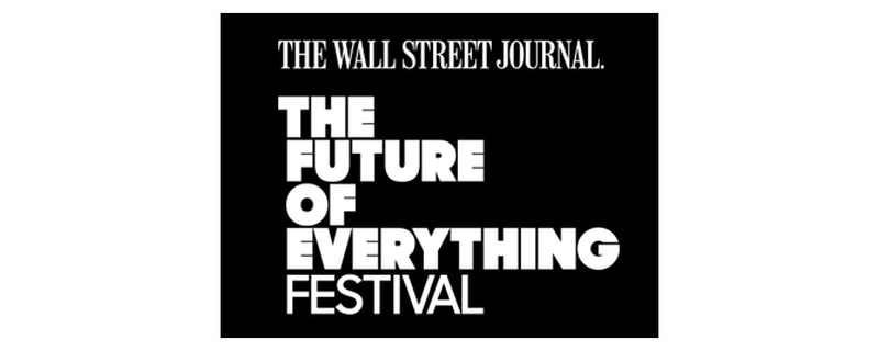 The Wall Street Journal Future of Everything Festival logo - Movemeback African event