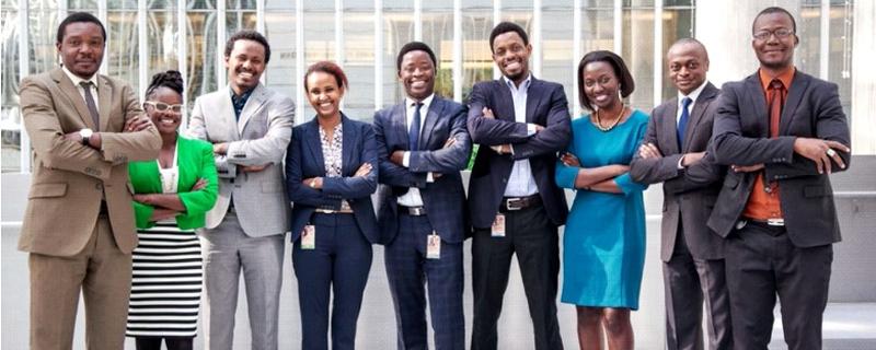 The World Bank - World Bank Group Africa Fellowship Program Movemeback African initiative cover image