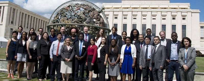 United Nations - Graduate Study Program Movemeback African initiative cover image