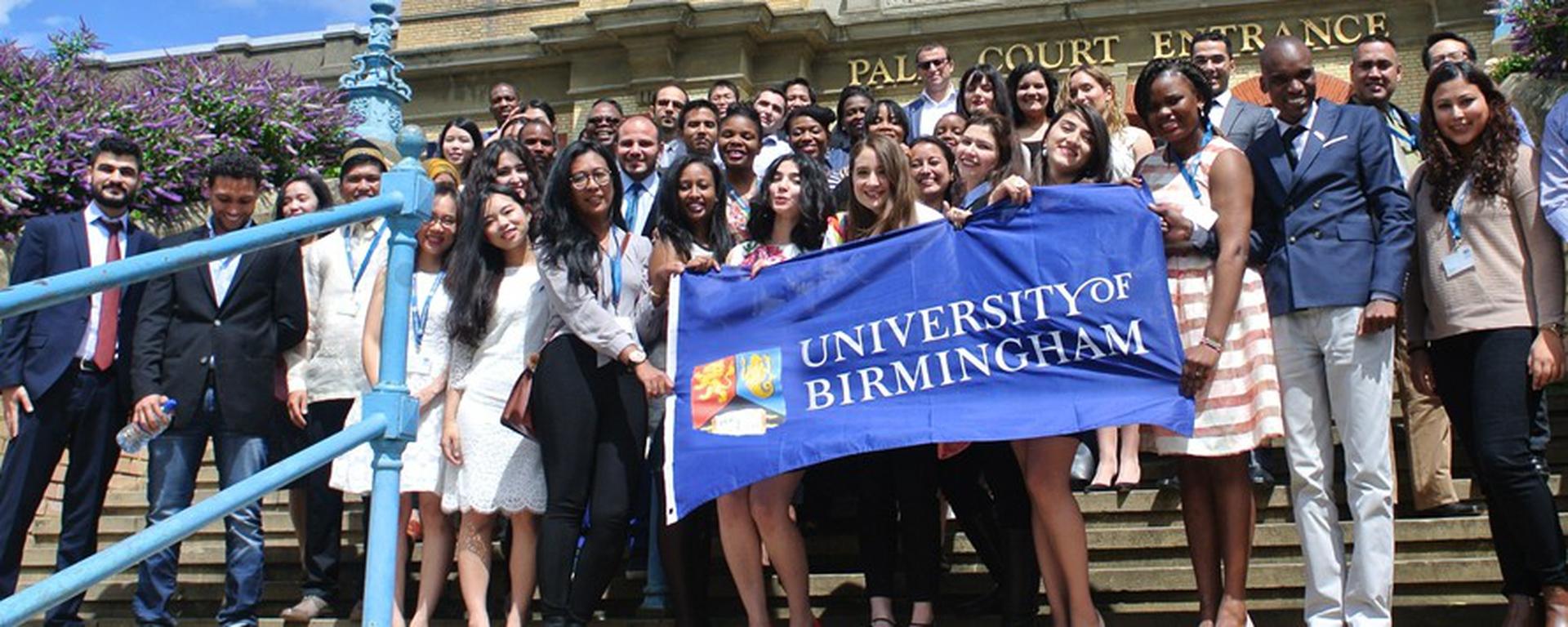 University of Birmingham - The Commonwealth Scholarships Movemeback African initiative cover image
