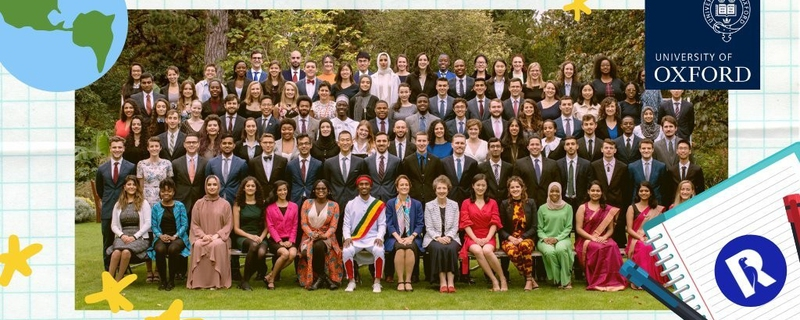 University of Oxford - Rhodes Global Scholarships Movemeback African initiative cover image