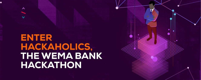 Wema Bank - Hackathon for Young Nigerian Entrepreneurs Movemeback African initiative cover image