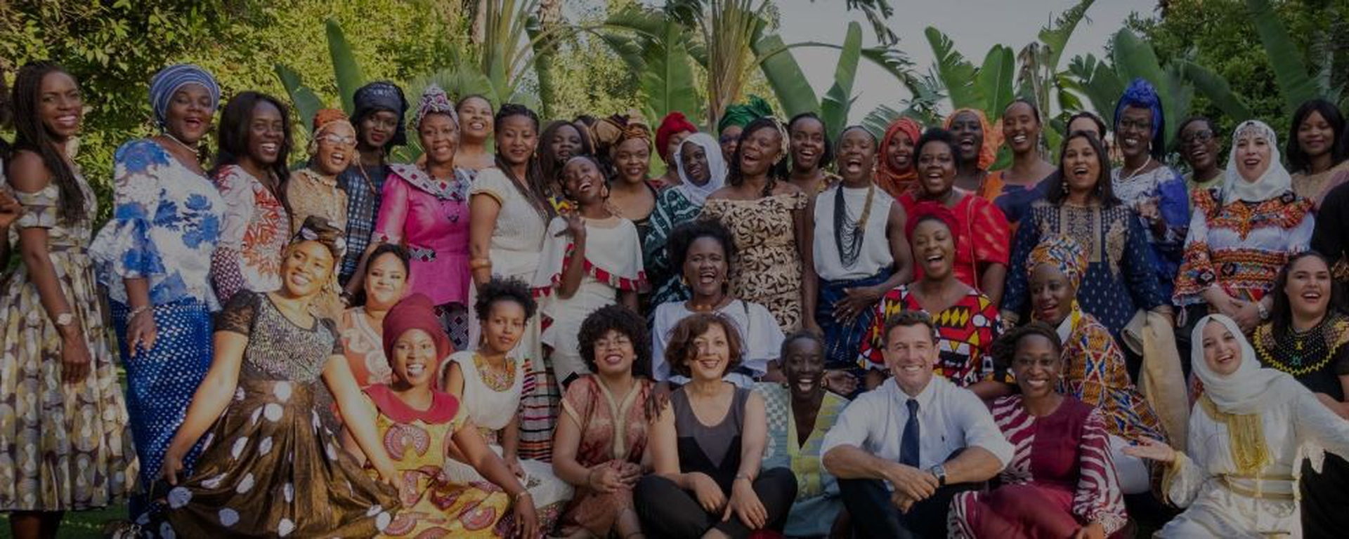 Women in Africa - Young Leaders Program 2021 Movemeback African initiative cover image