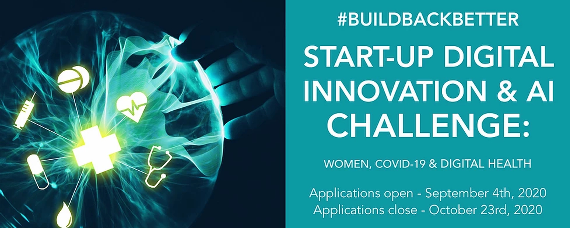 Women in Global Health - Start-up innovation challenge Movemeback African initiative cover image