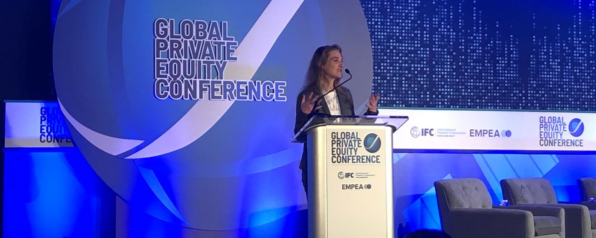 IFC - International Finance Corporation - Global Private Equity Conference Movemeback African event cover image