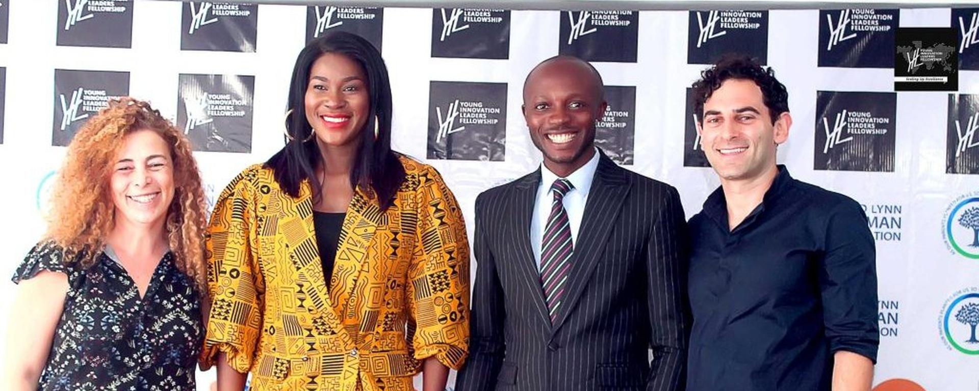 Young Innovation Leaders - Young Innovation Leaders Fellowship Programme Movemeback African initiative cover image