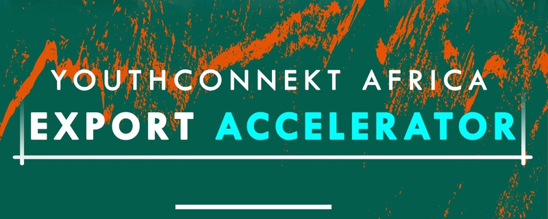 YouthConnekt Africa - YouthConnekt Africa Export Accelerator Program Movemeback African initiative cover image