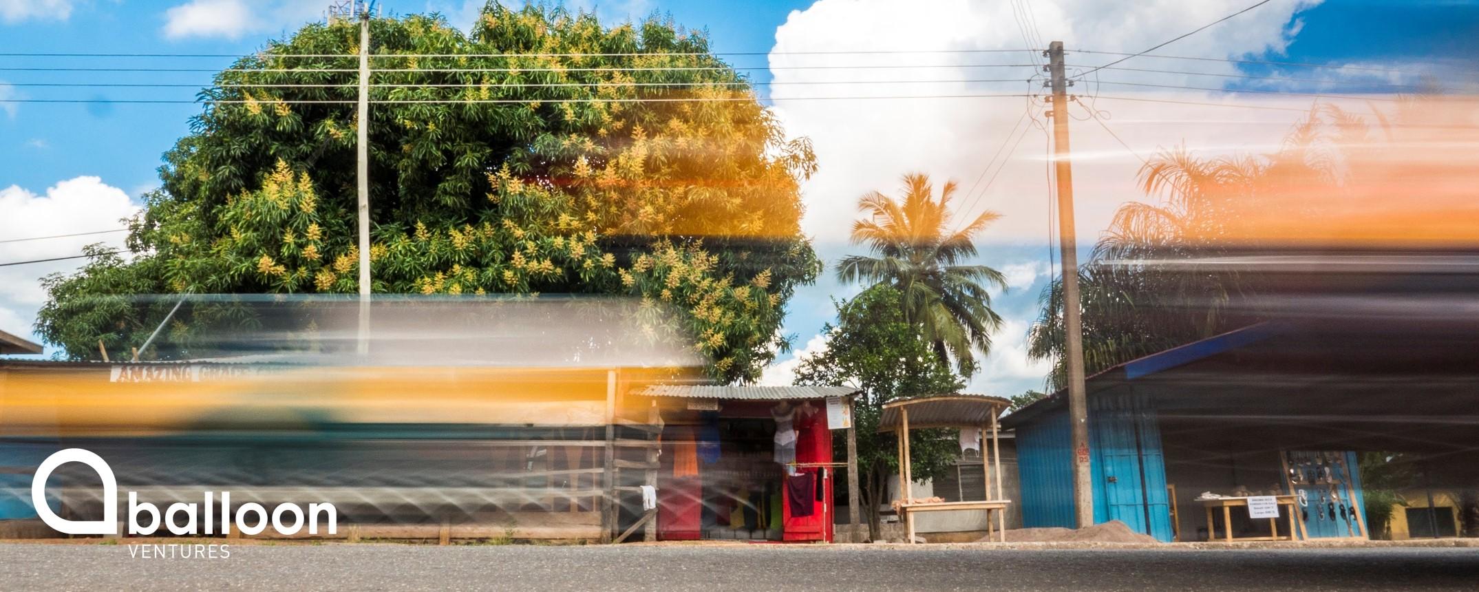 Balloon Ventures - Entrepreneurial Opportunity Movemeback African opportunity cover image