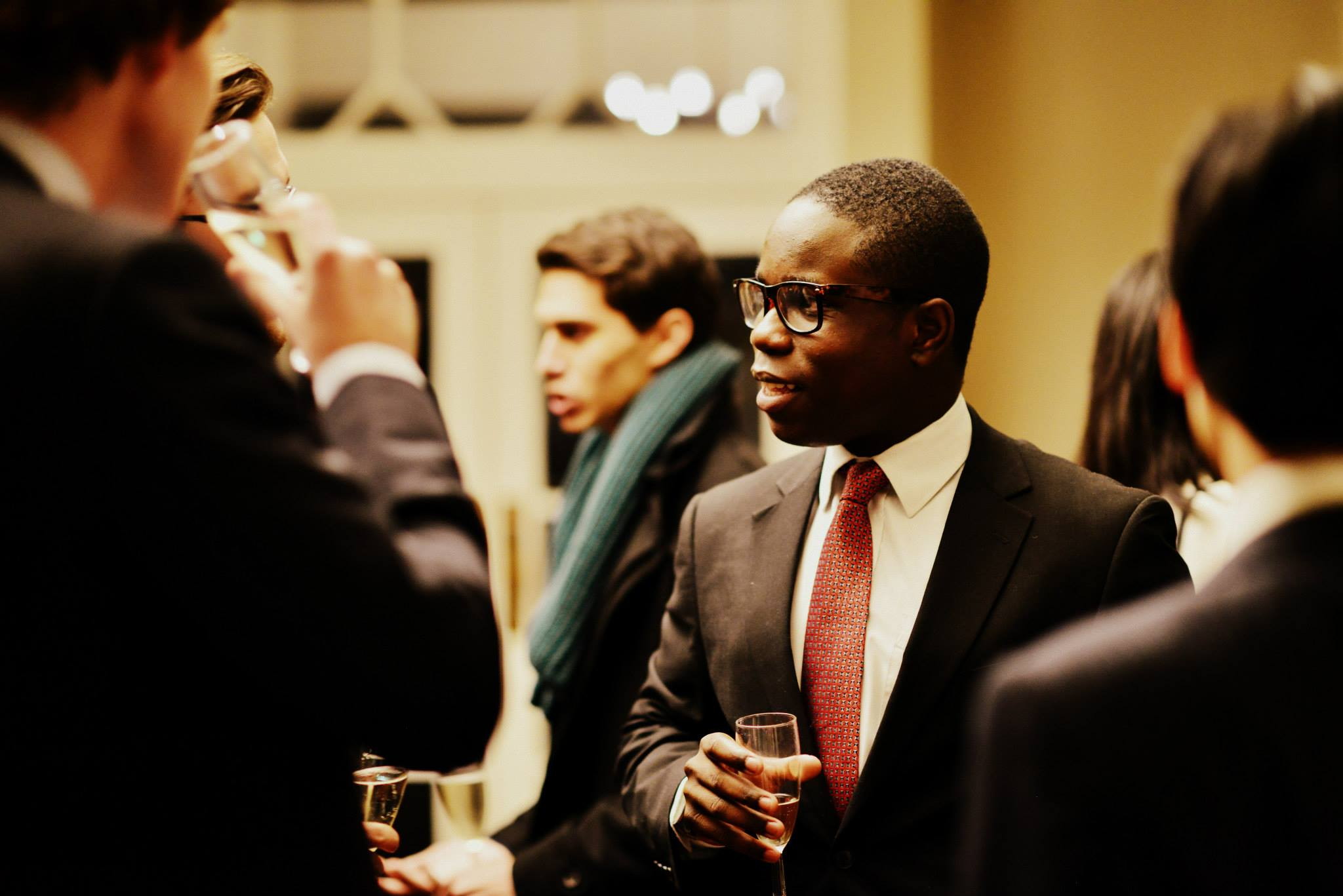 My time in Ghana's Banking Industry by Richmond Amoah - Movemeback story cover image